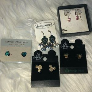Studs and Other Earrings